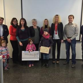 VVD: Tombola-Spende an Kindergärten