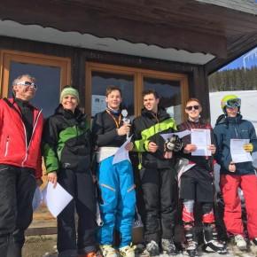 Erfolgreiche Teilnehmer des Alpen-Skiclub-Dudweiler e.V. (ASD e.V. )