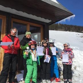 Die Saarlandmeister im alpinen Skisport der Saison 2015- 2016  stehen fest