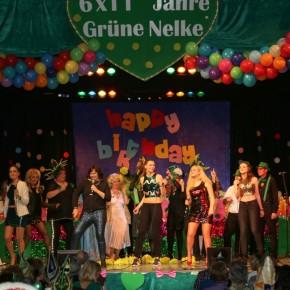 Grüne Nelke feiert 66. Geburtstag