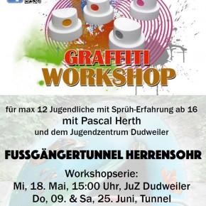 Herrensohr: Kreativ-Workshops für Jugendliche
