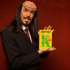 """Vortrag: """"50 Jahre Star Trek – 50 Jahre Klingonisch"""""""