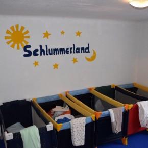 """Die Kinderkrippe """"Die wilde Eins"""" hat ab September freie Betreuungsplätze zu vergeben"""