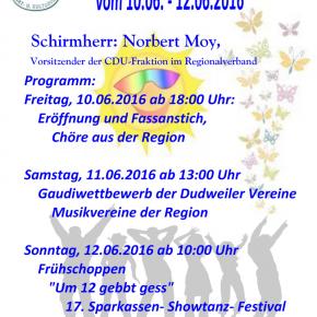 Herzliche Einladung: HKV-Sommerfest 2016