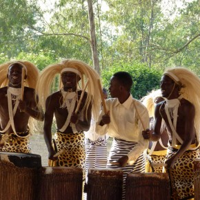 Einladung zu einem Audio-visuellen Bericht über Ruanda