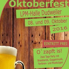 Freier Fanfarenzug lädt zum Oktoberfest ein