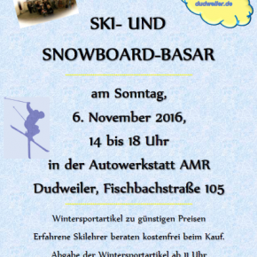 Ski & Snowboardbasar des ASD e.V.
