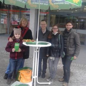 Bündnis 90/Die Grünen Dudweiler-Scheidt: Kampagne gegen die Verödung