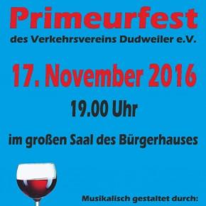 VVD lädt ein zum traditionellen Primeurfest