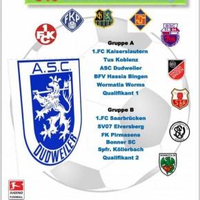 ASC Dudweiler: Junioren Turnier