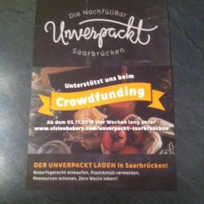 Crowdfunding – UNVERPACKT SAARBRÜCKEN