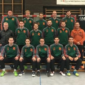 HSG Dudweiler/Fischbach: 2. Herrenmannschaft feiert Erfolge