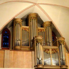 4. Abendmusik in der Kreuzkirche