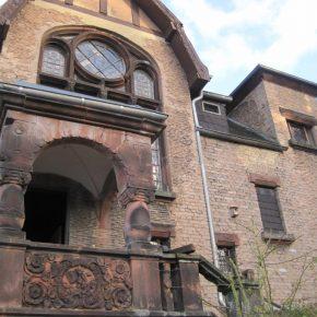 Villa Micka: Führung am kommenden Sonntag