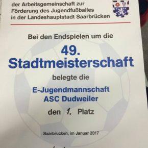 ASC Fußball: Große Erfolge für G,-und E-Jugend