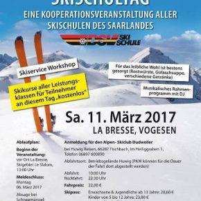 3. Saarländischer Skischultag