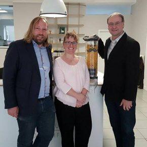 UNVERPACKT Saarbrücken: Erfolgreiche und spannende Veranstaltung mit Toni Hofreiter