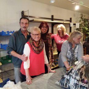Dudweiler Beigeordnete besucht Sulzbacher EssEck
