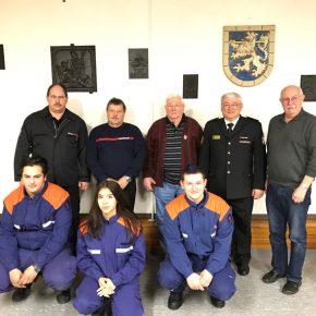 Hauptversammlung der Freiwilligen Feuerwehr in Dudweiler
