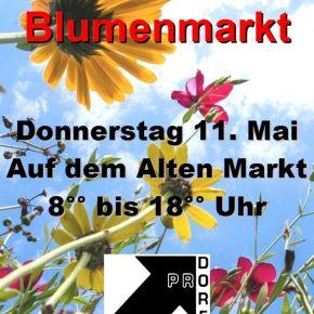 42. Blumenmarkt in Dudweiler