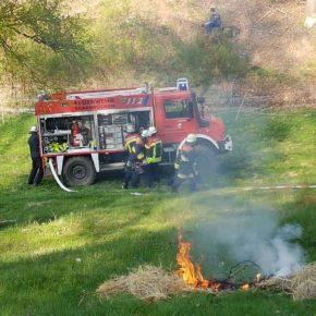 Tagesausbildung bei der Freiwilligen Feuerwehr Dudweiler