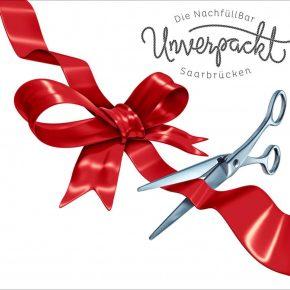 UNVERPACKT Saarbrücken eröffnet am 03.06.2017