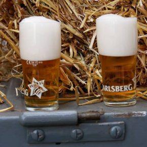 Ein Nachklapp der Bierverkostung im Gasthaus Eckhaus
