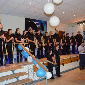 Fanfarenzug feierte 25-jähriges Bestehen