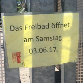 SAARBRÜCKEN LÄSST DUDWEILER JUGEND IM TROCKENEN SITZEN