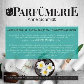 Kennenlern-Wochen in der Rosen-Parfümerie Anne Schmidt
