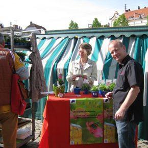 """""""Heimat Shoppen"""" (und Einzelhändlerflohmarkt) in Dudweiler"""