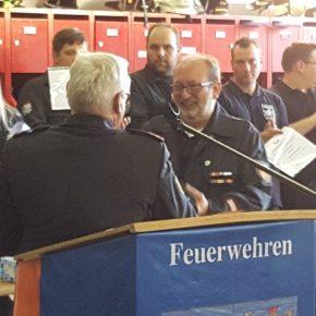 Jahreshauptübung der Freiwilligen Feuerwehr Dudweiler