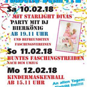 Faasend 2018 beim Freien Fanfarenzug 1992 Dudweiler e.V.