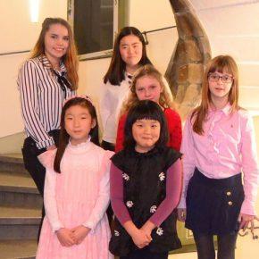 """Riesenerfolg von Schülerinnen der Dudweiler Musikschule Chun bei """"Jugend musiziert"""" –"""