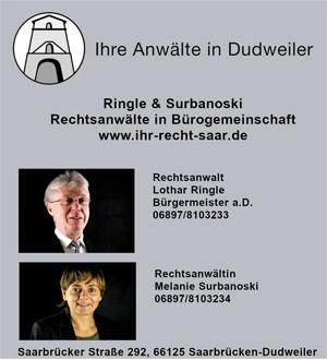 REchtsanwälte in Dudweiler - Ringel & Surbanoski