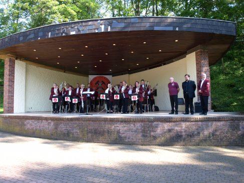 SKVD Schalmeien Parkkonzert 2019