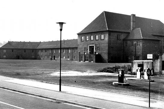 Alte Festhalle Dudweiler 1950-02
