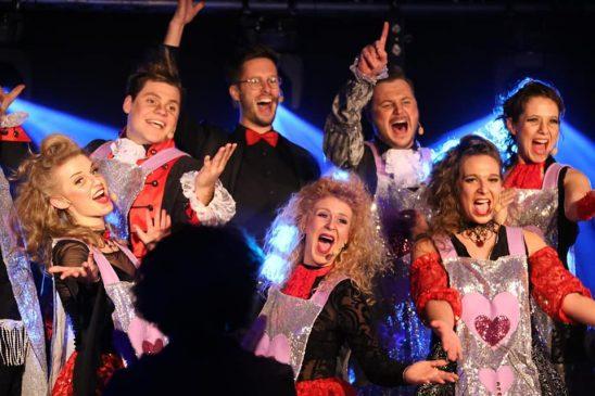 Atemberaubende Kostüme, fantastische Stimmen und eine Wahnsinns-Show