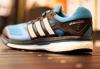 Laufschuh mit adidas boost Technologie
