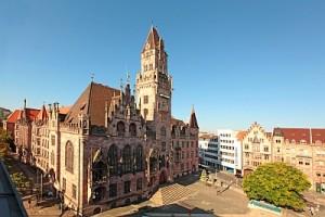 Rathaus St. Johann Saarbrücken Quelle: Landeshauptstadt Saarbrücken