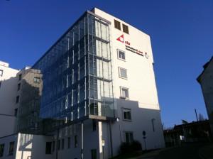 Frisch renoviert: Das Krankenhaus in Dudweiler