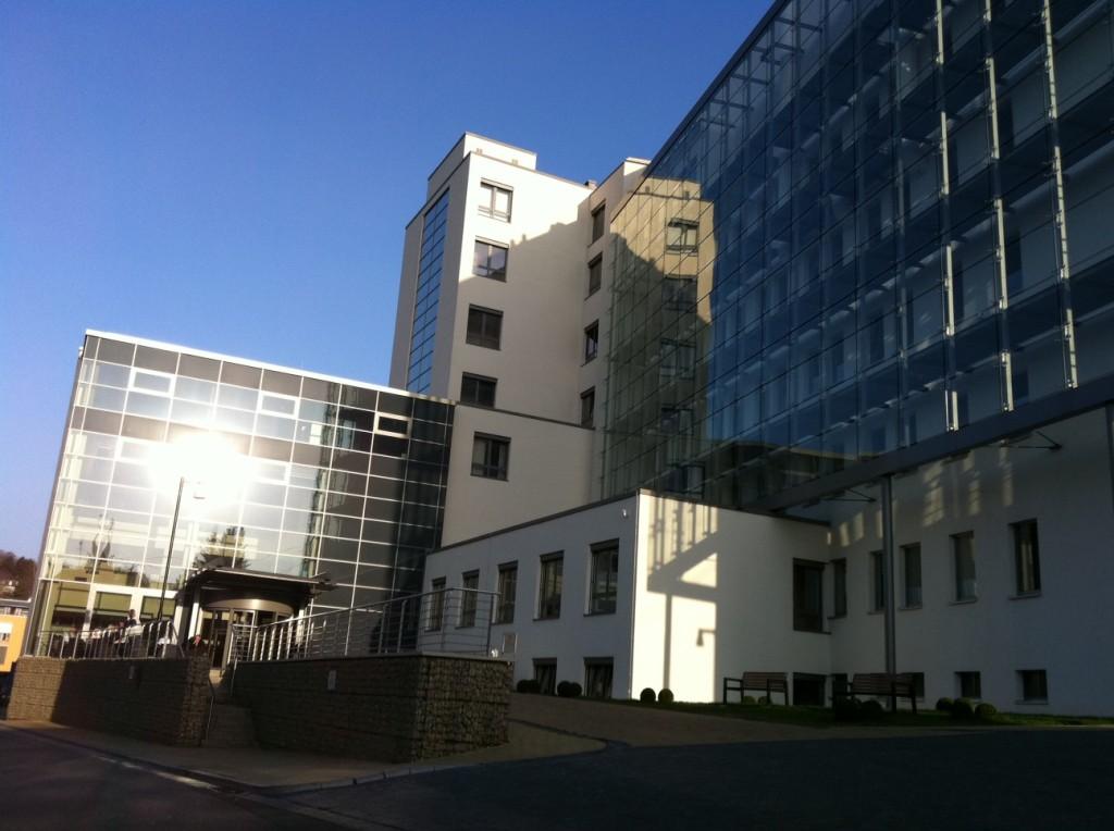 St. Josefs Krankenhaus in Dudweiler
