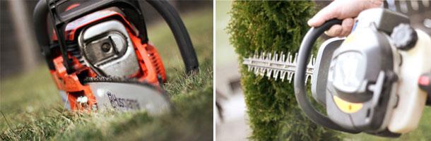Gartenarbeit, Hofarbeit und Arbeiten rund ums Haus bietet Hausmeister Roland Groß aus Dudweiler.