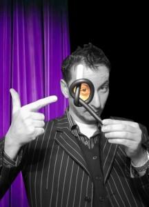 Zauberer Markus Lenzen (Foto: Veranstalter/ Pressefoto)