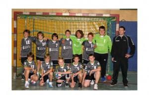 Jugendmannschaft der JSG Dudweiler (Foto: Verein)