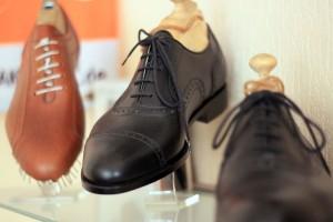 Handgefertigte Maßschuhe von Schuhmacher Rosario Scivoli aus Saarbrücken-Dudweiler