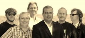 "Die ""blues_doc`s"" (v.l.: David Becker, Martin Herrmann, Andreas Becker, Manuel Matt, Reinhard Gombert, Fredi Reiter | Foto: privat)"