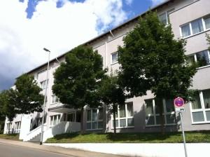 Elisabeth-Pflegeheim in Dudweiler (Foto: Thomas Braun)