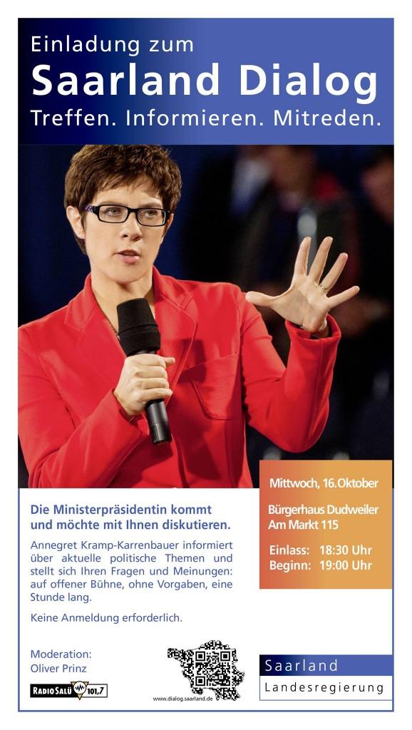 "Foto: ""Saarland Dialog"""
