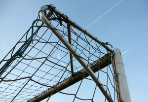 Fußball-Tor (Foto: Thomas Braun)